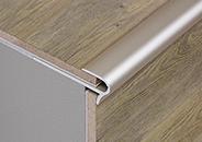 h2o.hu Dural lépcsőprofilok parketta lépcsőprofil, laminált padló lépcső profil, PVC Vinyl Szőnyeg lépcső profilok