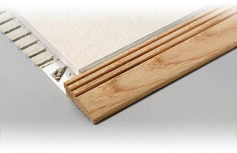 Dural duratrans wood for Profile de transition carrelage