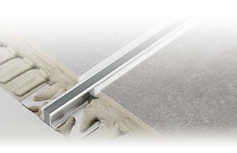 Dural duraflex - Joint de dilatation pour carrelage exterieur ...