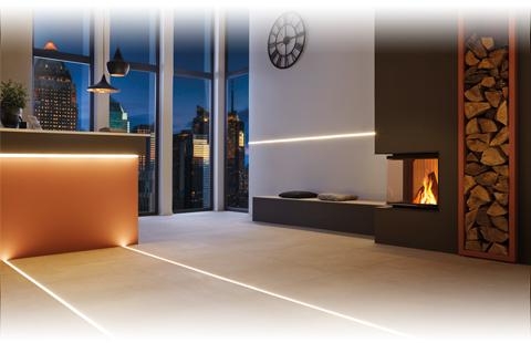 dural duralis led floor. Black Bedroom Furniture Sets. Home Design Ideas